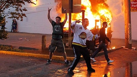 More Stanley Cup riot charges recommended by Vancouver police