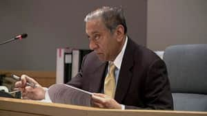 B.C.'s Missing Women Commission of Inquiry was headed by commissioner Wally Oppal.
