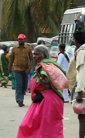 Residents of Ambalavayal, in southern India, were lining up to get their biometric identifiers.