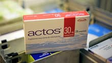 Labelling on the diabetes drug Actos will be changed to reflect potential bladder cancer risk.