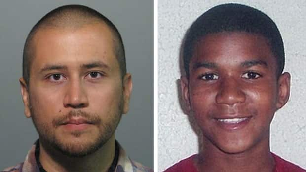 George Zimmerman, left, has been charged with second-degree murder of ...