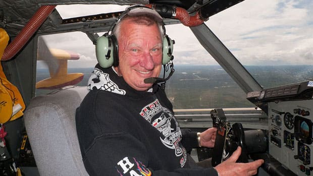 Ice Pilots NWT star and pilot Arnie Schreder died in B.C. May 5 at age 69. A memorial service will be held Saturday afternoon in Yellowknife.