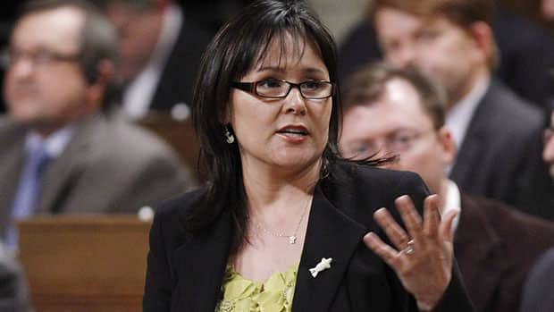 Health Minister Leona Aglukkaq slammed activist groups who interfere in Inuit traditions, blaming them today for food security problems in the North, and called a UN official