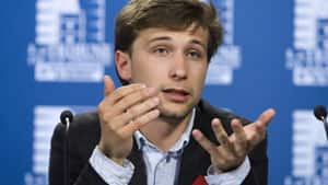 Gabriel Nadeau-Dubois, a spokesman for CLASSE, has been in the spotlight since protests began.
