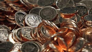 The government announced in the March budget that the penny will no longer be made and the last ones were produced in early May. Don't fear, however, the budget implementation bill will allow you to keep using the ones stored in your piggy banks as legal tender.