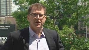 NDP Leader Adrian Dix says the closure could have dire consequences for local businesses.
