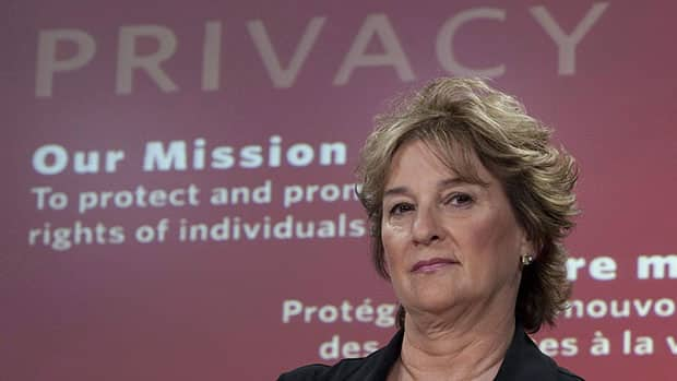 Privacy Commissioner Jennifer Stoddart told MPs on Tuesday that Canada is lagging behind other countries and needs tougher sanctions for companies that breach privacy laws.