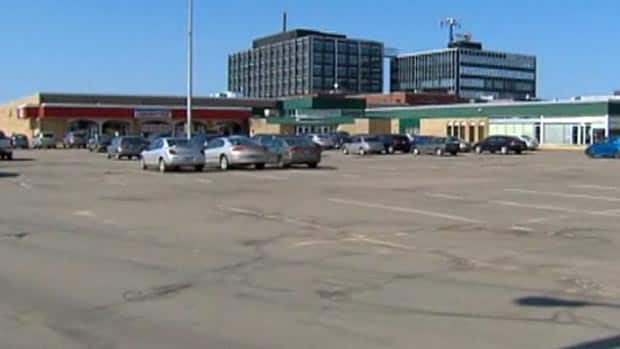Moncton is considering a plan that could see a new sports and entertainment complex built on the site of the existing Highfield Square mall.