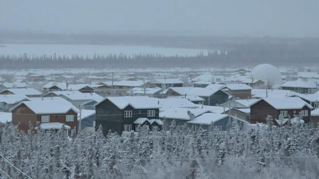 The Town of Inuvik, N.W.T., is currently trying to solve its energy problem, as its natural gas reserves ran out earlier than expected. Wood pellet stoves could work, but it is currently expensive to ship them to towns like Inuvik and others in the territory.