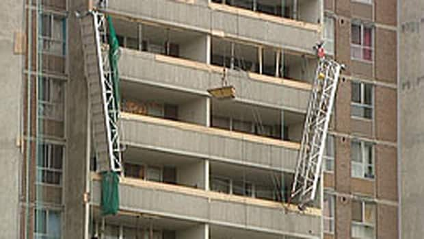 Four men died when the scaffold collapsed on Christmas Eve in 2009.