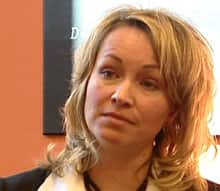 The opposition is accusing former deputy tourism minister Melissa MacEachern of having been in a conflict of interest.