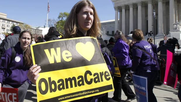 Supreme Court upholds Obama health care mandate