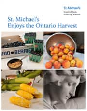 St. Michael's Hospital cookbook