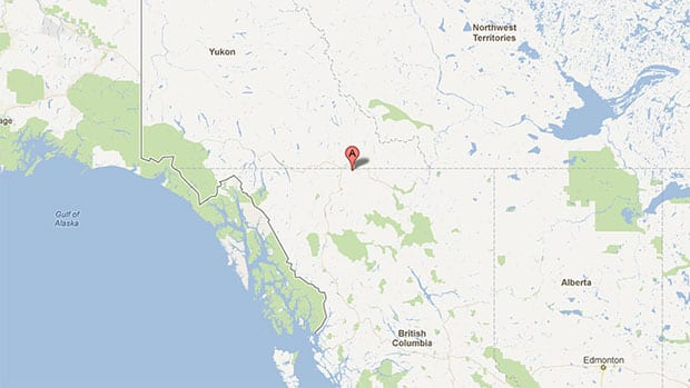The community of Lower Post, B.C., is close to the Yukon border.