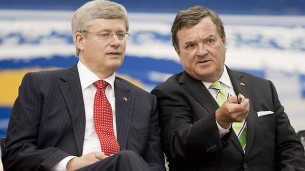 Canada has repeatedly refused to contribute money to a bailout fund through the International Monetary Fund to help troubled European economies.