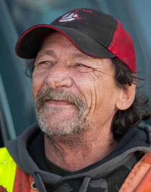 Jim Essery worked as a mechanic for Buffalo Airways and was featured on the show NWT Ice Pilots.