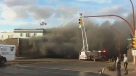 Dawson Creek hotel fire intensifies homeless problem