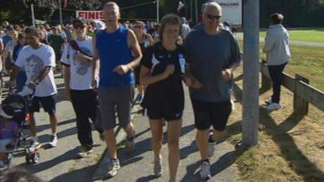 Port Coquitlam Terry Fox Run draws thousands