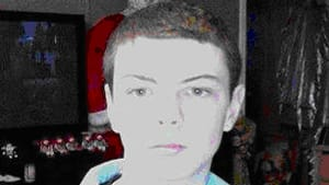 Keagan Richardson, 16, is described as 5 feet 7 inches tall, weighing 145 pounds with brown hair and blue eyes.