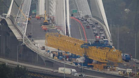 Port Mann Bridge toll accounts potentially compromised