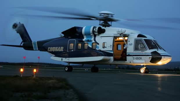 Cougar Helicopters flights to offshore oil installations were suspended in 2010, following a recommendation by the Wells inquiry into helicopter safety.
