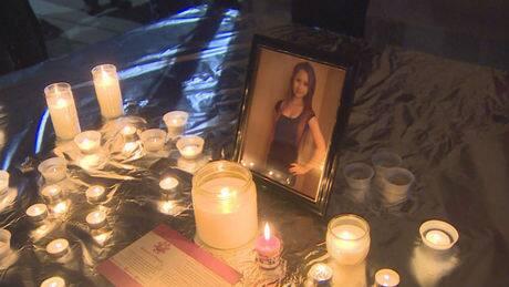 Amanda Todd vigil draws hundreds to Surrey, B.C., park