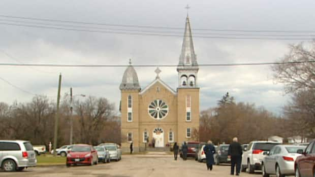 Sacred Heart Church in Fannystelle, Man., has been restored to its original appearance in time for its 100th anniversary. The church opened its doors on Oct. 23, 1912.