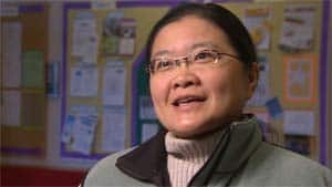 Buddhist chaplain Charmaine Mak says the cuts could lead to uninformed spiritual counselling.