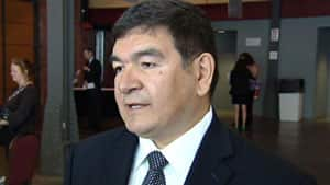 Peter Penashue received dontations from several executives of a St. John's company two days after he was elected.