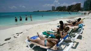 The telemarketers claim to be from a five-star resort in Mexico's Cancun region.