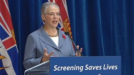 B.C. colorectal cancer screening program announced