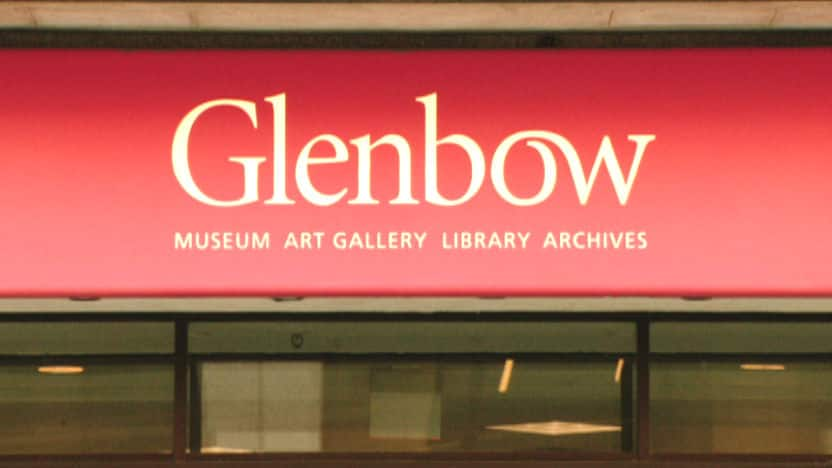 Glenbow Museum's creation began in 1966 with a donation by Eric Harvey of his huge collection of artifacts.