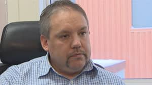 Hughie Graham, the president of the NWT Chamber of Commerce, says it's telling that no major projects in the territory have been approved in the past 10 years.