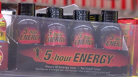 Energy drinks tied to dozens of adverse reactions in Canada