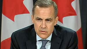 Bank of Canada governor Mark Carney has accepted the top job at the Bank of England and will take up the post on July 1, 2013.