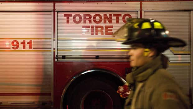 Toronto fire services staff are recommending a reduction of five trucks across the city.