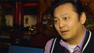 Joe Chan, seen in a CBC-TV interview in January, claims he has been offered a settlement in a conflict-of-interest court case involving Mayor Sam Katz. Chan said he has declined the offer.