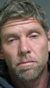 Mark Staake, 41, was arrested by Vermont police on probation violation charges Nov. 19.