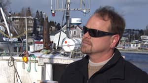 John Levy, a Nova Scotia lobster fisherman, says a boat quota would spell the end of the independent lobster fishery.