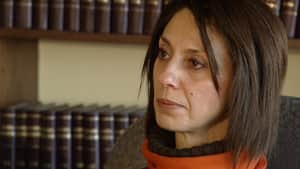 Nicole Doucet Ryan, a high school teacher in southwestern Nova Scotia, was arrested in March 2008 and charged with counselling an undercover police officer to kill her husband, Michael Ryan. (CBC)