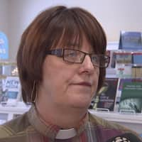 Anglican archdeacon sandra tilley confirmed in a brief statement that