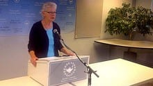 Susan Lambert says teachers are pleased finally to have some good bargaining-related news.