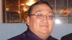Merven Gruben, the mayor of Tuktoyaktuk, N.W.T., said he hopes work will begin on the road this winter.