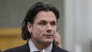 Senator Patrick Brazeau was kicked out of the Conservative caucus after he was charged with assault and sexual assault last week.