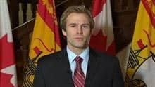 Liberal Leader Brian Gallant said he is willing to work with the Alward government to strengthen the Members' Conflict of Interest Act. CBC