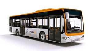 Bombardier's Primove technology is designed to allow buses to be charged by underground induction stations when they stop to let passengers hop on and off.