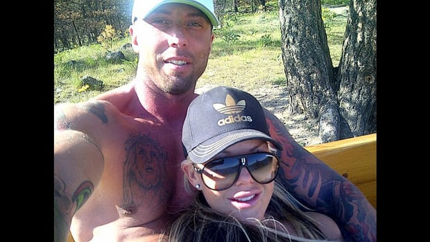 Jeremy Daniel Snow and Tiffany June Goruk were found dead in West Kelowna Monday night.