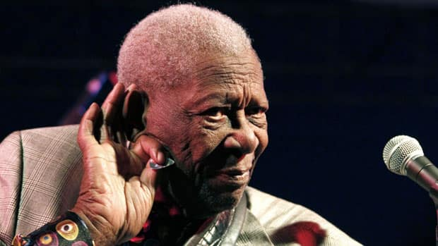 B.B. King is one of the headliners at the 20th annual Ottawa Bluesfest.