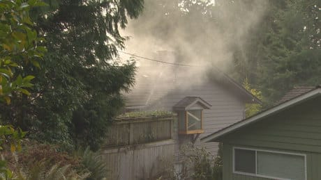 Fire at suspected drug lab forces evacuations