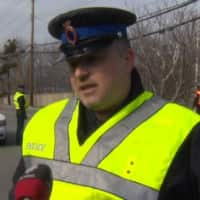 Sgt. Rodney Priddle with the RNC says drivers are too distracted by their devices while driving. CBC
